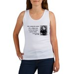 Nietzsche 6 Women's Tank Top