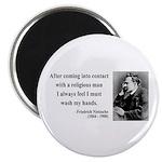 Nietzsche 6 Magnet