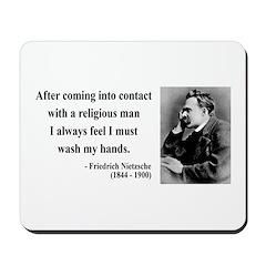 Nietzsche 6 Mousepad