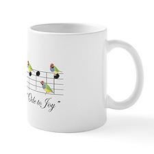 Joy of Gouldian Finches Morning Coffee Mug