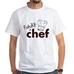 Future Chef White T-Shirt