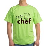 Future Chef Green T-Shirt