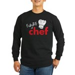 Future Chef Long Sleeve Dark T-Shirt