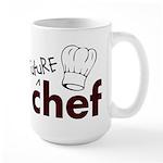 Future Chef Large Mug