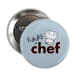 "Future Chef 2.25"" Button (10 pack)"