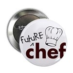 "Future Chef 2.25"" Button (100 pack)"
