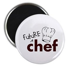 """Future Chef 2.25"""" Magnet (10 pack)"""
