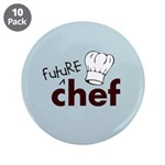 "Future Chef 3.5"" Button (10 pack)"