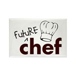 Future Chef Rectangle Magnet
