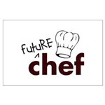 Future Chef Large Poster
