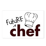 Future Chef Postcards (Package of 8)