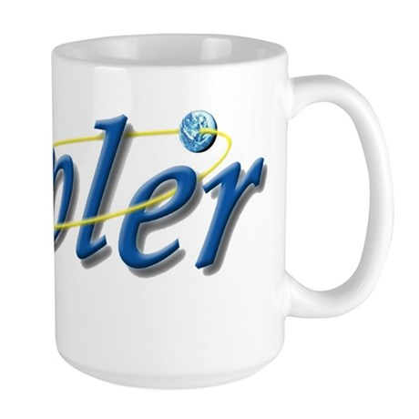 Kepler Mission Large Mug