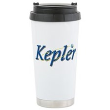 Kepler Mission Ceramic Travel Mug