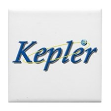 Kepler Mission Tile Coaster
