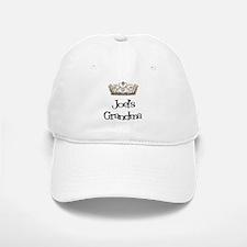 Joel's Grandma Baseball Baseball Cap