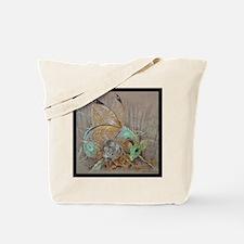 Dragon & Mouse Tote Bag