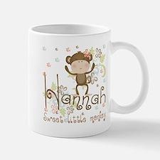 Adorable Hannah Monkey Mug