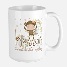 Adorable Hannah Monkey Mug