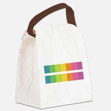 Cool Rainbows Canvas Lunch Bag