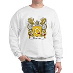 Menesses Family Crest Sweatshirt