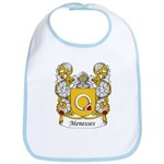 Menesses Family Crest Bib