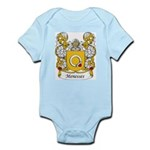 Menesses Family Crest Infant Creeper