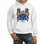 Moniz Family Crest Hooded Sweatshirt