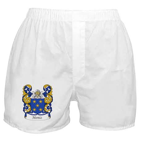 Moniz Family Crest Boxer Shorts