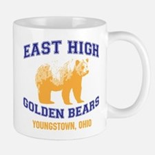 East High Golden Bears Mug