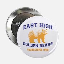 """East High Golden Bears 2.25"""" Button (10 pack)"""