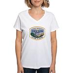 Payson Arizona Women's V-Neck T-Shirt