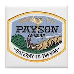 Payson Arizona Tile Coaster