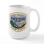 Payson Arizona Large Mug