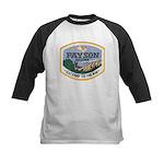 Payson Arizona Kids Baseball Jersey