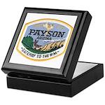 Payson Arizona Keepsake Box