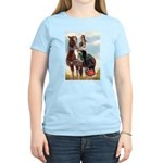 Mounted Shriner Women's Light T-Shirt