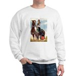 Mounted Shriner Sweatshirt