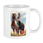 Mounted Shriner Mug