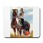 Mounted Shriner Mousepad