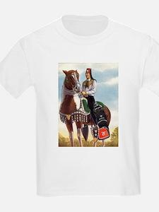 Mounted Shriner T-Shirt