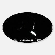 "Segregation >Emancipation>Inauguration ""Obama"" Sti"