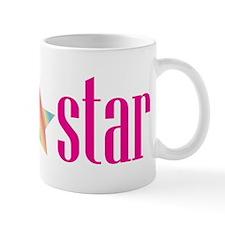 Rockstar hot pink Mug