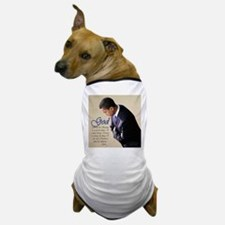 Obama Praying Dog T-Shirt