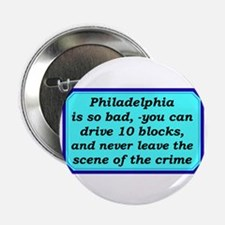"""Gotta Love Philly"" 2.25"" Button (10 pack)"