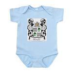 Moralis Family Crest Infant Creeper