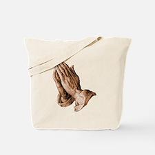 Durer's Praying Hands Tote Bag