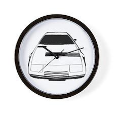 Maserati Khamsin Wall Clock