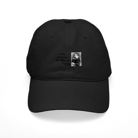 Nietzsche 10 Black Cap