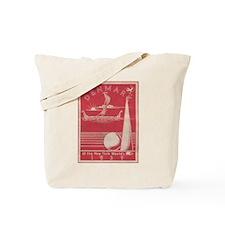 Denmark 1939 World's Fair Tote Bag