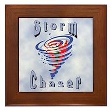 Storm Chaser 3 Framed Tile